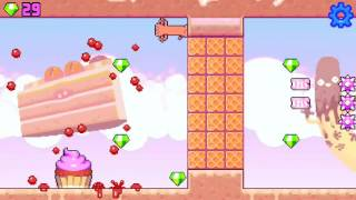 Silly Sausage Doggy Desert ▶️Best Android-iOS Games GamePlay 1080p(by Nitrome )