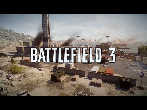 Battlefield 3 - Conquest - Kharg Island - 1080p - 60fps