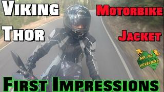 Viking Thor Motorcycle Jacket Review
