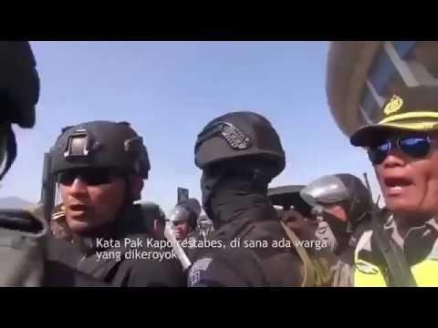 Tim Prabu 86 || Penangkapan Suporter Persib Yang Melakukan Pengeroyokan Oleh Tim Persija
