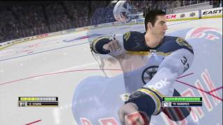 NHL 12 - How to Fight