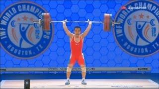 2015 World Weightlifting Championships. men 56kg \ Чемпионат мира мужчины до 56кг