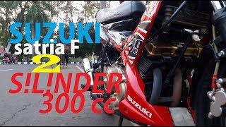 Download Video SUZUKI SATRIA F 2 SILINDER 300CC #oM2s MP3 3GP MP4