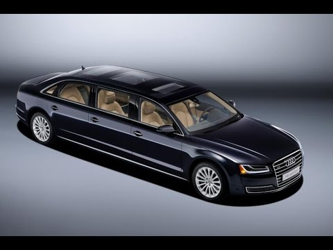 Audi Unveils Six-Door A8 L Extended Limousine | Weekly Automotive News
