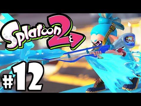 Splatoon 2 - Classic Squiffer Returns! - Rainmaker - Nintendo Switch Gameplay Walkthrough PART 12