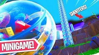 BALLER SWING 4V1!! ONZE EIGEN ISLAND CODE SPELEN! Fortnite Creative Minigame