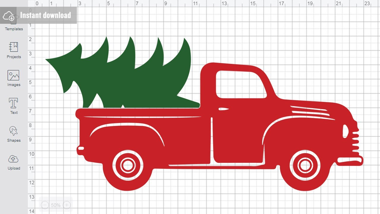Download Christmas Truck Svg Free Cutting Files for Cricut ...