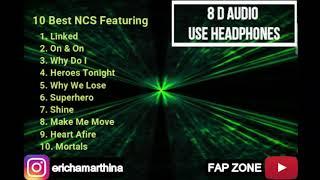 Download 8D AUDIO | 10 Lagu Terbaik NCS Nemanin Kerja Atau Gaming