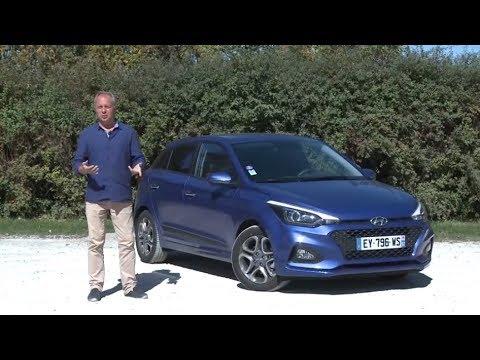 Hyundai Derniers Modèles >> Essai Hyundai I20 1 0 T Gdi 100ch 2018 Creative