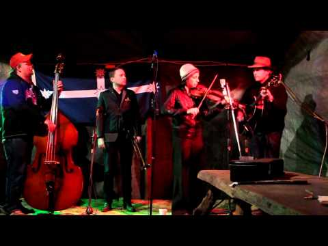 Limehouse Blues  -- The Hat and Fiddle Band Iceberg Sessions, Stock Camp, NFF 2012