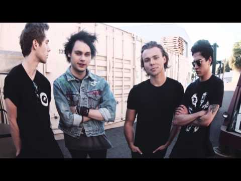 5 Seconds of Summer - She's Kinda Hot. 17th July.