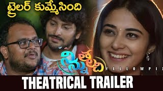 Ninnu Thalachi Movie Theatrical Trailer || Vamsi Yakasiri, Stefy Patel