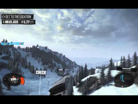 "The Crew - ""Let It Snow"" Mission Community Challenge"