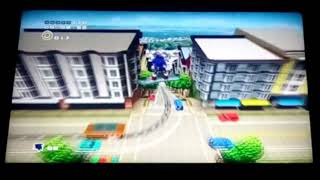 Sonic Adventure 2 Demo (Xbox 360) City Escape Speedrun Glitchless 2:12.07
