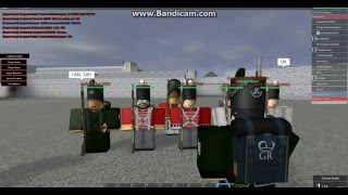 ROBLOX-EGB-Road to an officer- part 4 (NORMAL DRILL!)