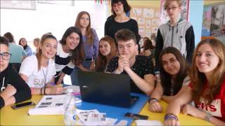 Erasmus Plus K2  Young Tourism  listen and discover