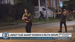 Lawsuit Filed Against Kyle Rittenhouse, Facebook And Militia Groups