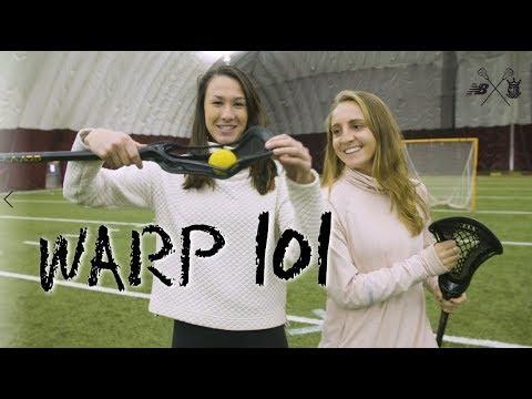 Brine Lacrosse Sticks: Warp 101
