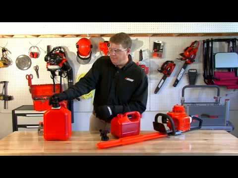 Hedge Trimmer Basics: How Mix Fuel for a Hedge Trimmer