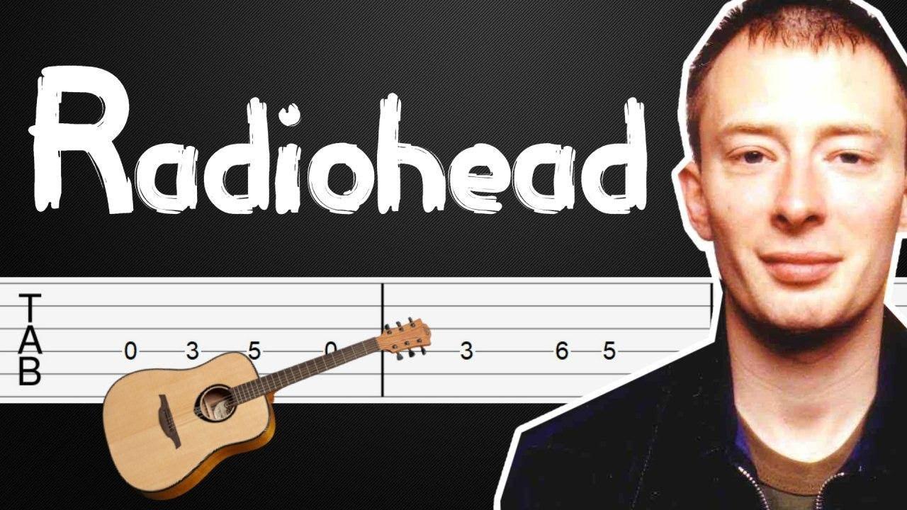 Daydreaming – Radiohead Guitar Tabs, Guitar Tutorial, Guitar Lesson