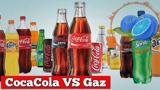 Ce se intampla daca amesteci GAZ PROPAN cu Coca Cola, Sprite, Fanta...