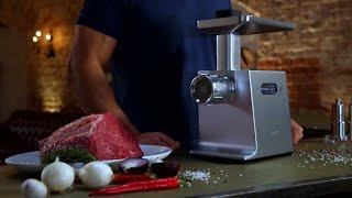 BORK M780: видеообзор мясорубки, которая украсит любую кухню