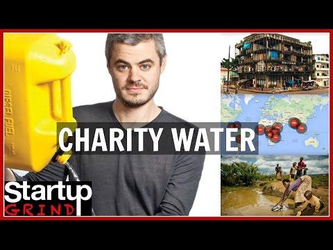 SCOTT HARRISON | CHARITY WATER | STARTUP GRIND EUROPE