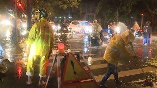 Hà Nội lập nhiều phương án chủ động phòng chống bão, đảm bảo an toàn đê tả sông Bùi