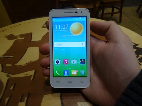 Alcatel One Touch Idol 2S Hard Reset, Format Code solution