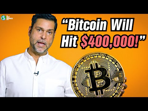 Raoul Pal: Bitcoin Is Going to Hit 400k This Cycle