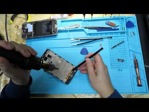 Разбор. Замена дисплея Meizu MX6