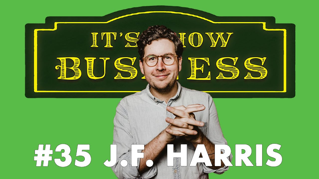 Download Writing tips for TV, comedy, and touring with J.F. Harris (Netflix Magic for Humans, Comedy Central)