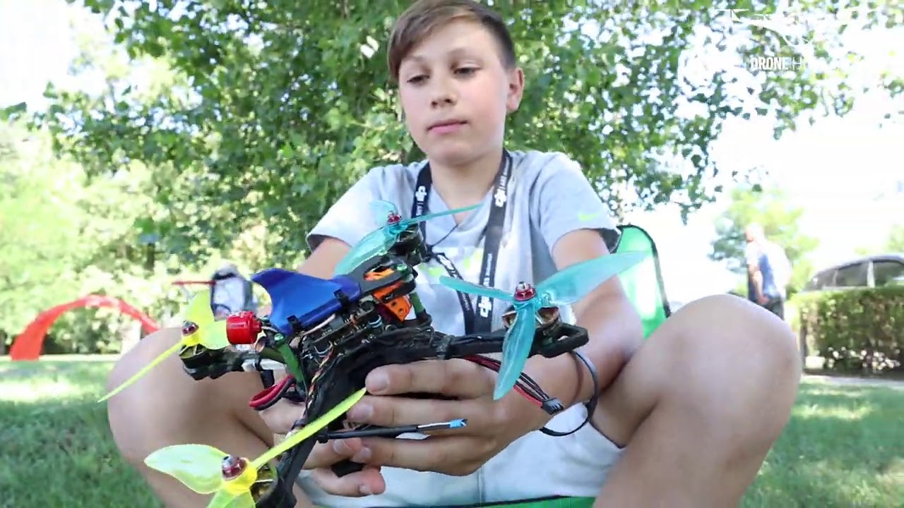 A jövő bennük van - Drone Hungary - Drón teszt