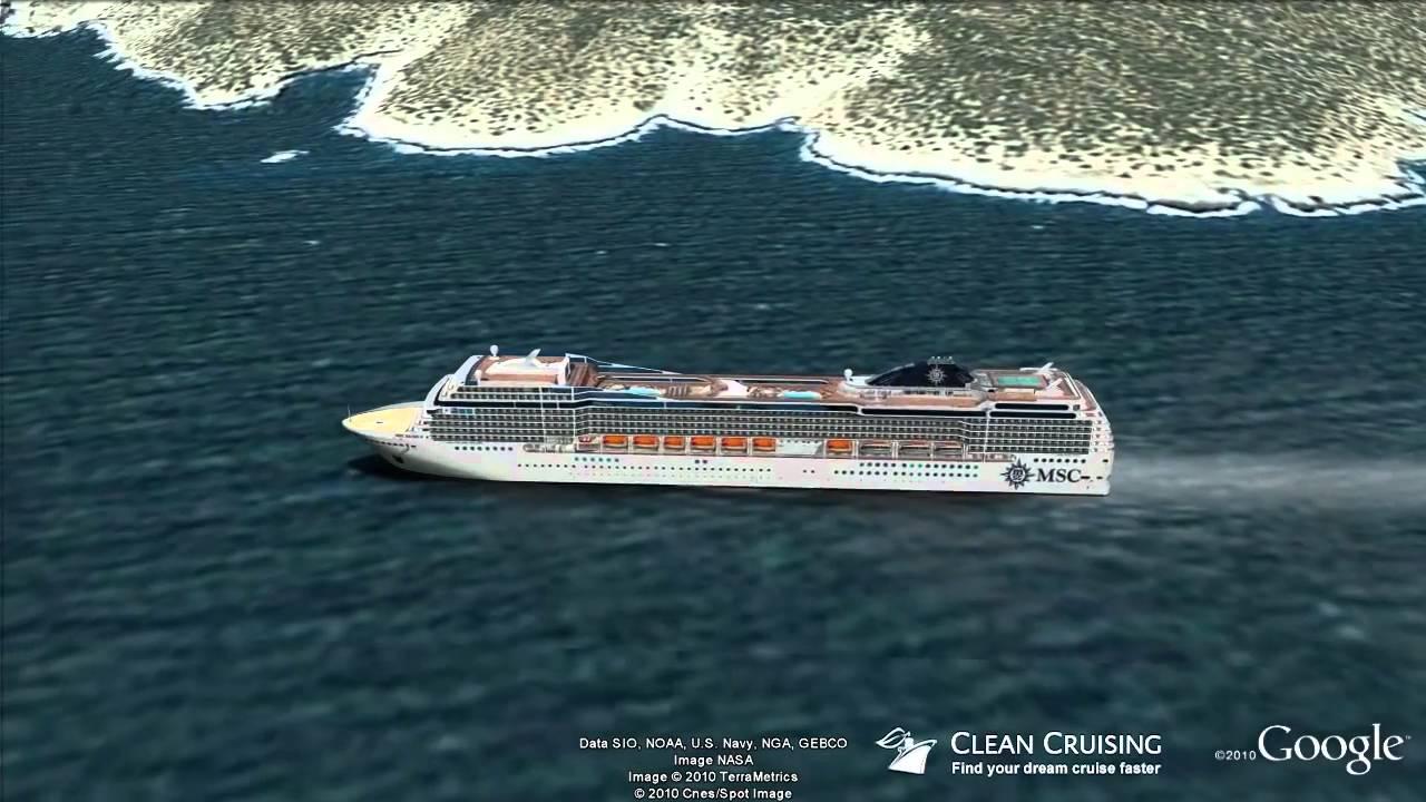 MSC Musica Virtual Ship Tour - YouTube