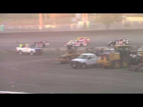 Nodak Speedway IMCA Sport Mod A-Main (5/14/17)