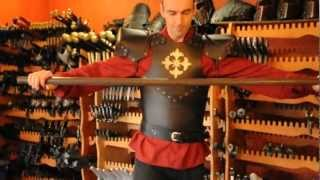Calimacil - Wooden Staff