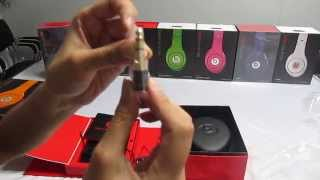 Beats By Dre Studio Orange - Unboxing Review- From DHgate.com - Seller Refly