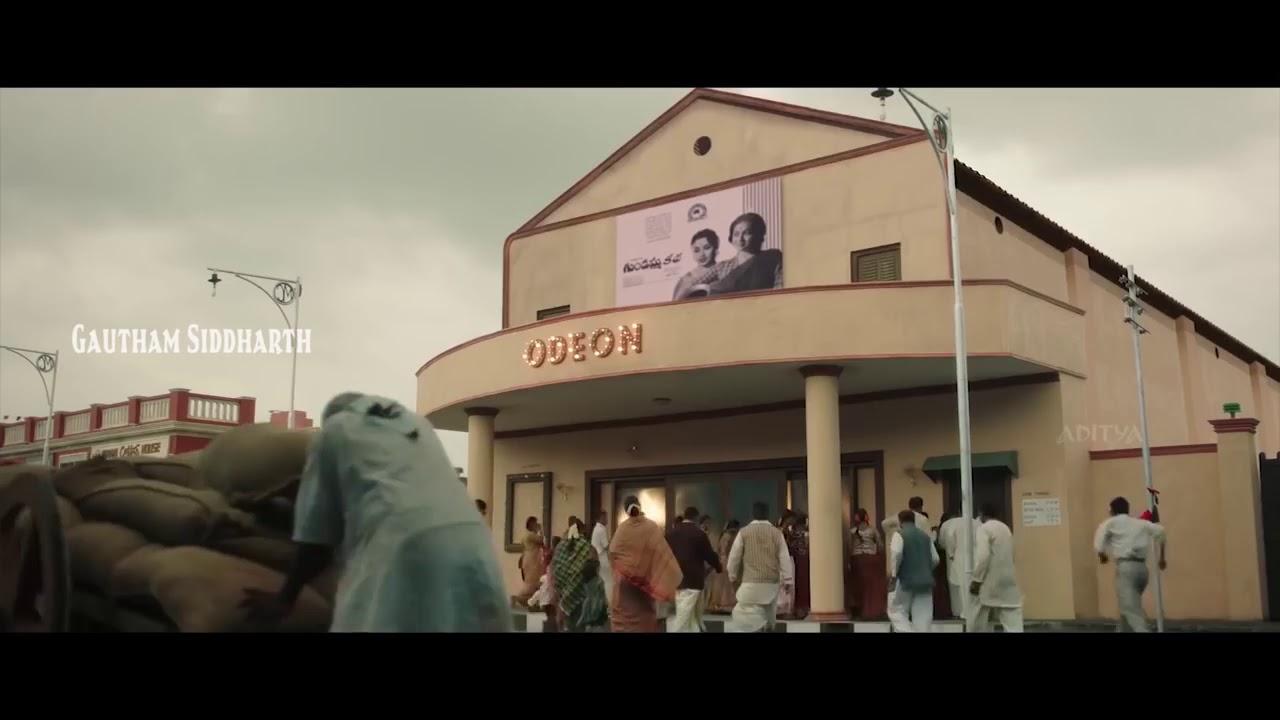 Mahanati Deleted Scene About Rekha And Gemini Ganesan: Savithri Tamil Movie 2018