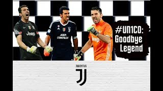 Buffon • Goodbye Legend
