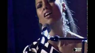 Alicia keys - I never loved a man (the way I loved you)