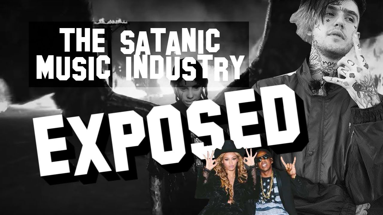 The Satanic Music Industry EXPOSED Part 1