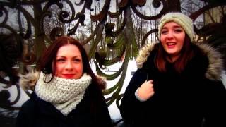 Девушки  из Германии о жонглировании булыжниками в России.(Хотите узнать,что говорят девушки из Германии о жонглировании булыжниками в России? И и что они рекомендуют..., 2016-02-21T19:05:40.000Z)