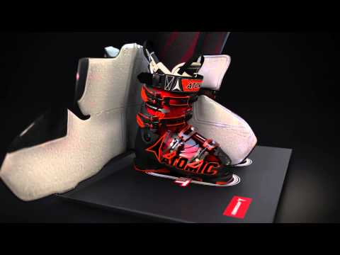 Atomic Memory Fit Technology I Alpine boots