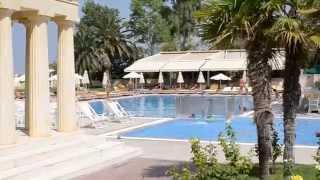 Греция, Халкидики, отель Potidea Palace 4*,2012г.(Территория отеля Potidea Palace 4+*, Греция, Халкидики, п-ов Кассандра,2012г., 2014-10-03T06:49:30.000Z)