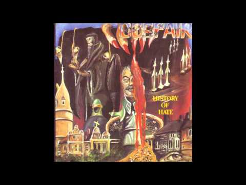 Despair - History Of Hate (1988) Full Album