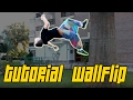 Wall Flip | Tutorial | Parkour & Freerunning