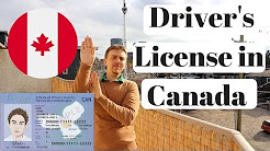 How To Get a Driver's License in Canada | G1, G2, Full G, Class 7, Glass 5 GDL