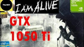 I Am Alive Gameplay on NVIDIA GTX 1050 Ti At ultra settings 1080p | FPS Test |
