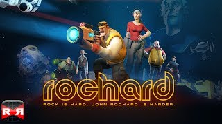 Rochard (by Recoil Games) - Android(Tegra 4) - Nvidia Shield Gameplay