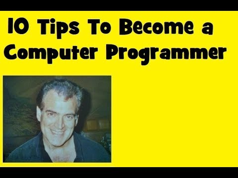 Computer Programmer, Top 10 Tips To Become a Computer Programmer, Satire